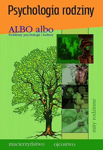 ALBO albo Psychologia rodziny 1/2007