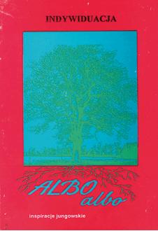 ALBO albo Indywiduacja 1-2/1994 (PDF)
