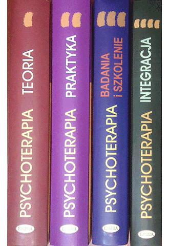 Psychoterapia. Tomy I-IV podręcznika akademickiego