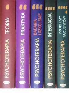 Psychoterapia. Tomy I-V podręcznika akademickiego