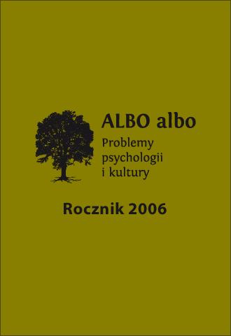 ALBO albo rocznik 2006