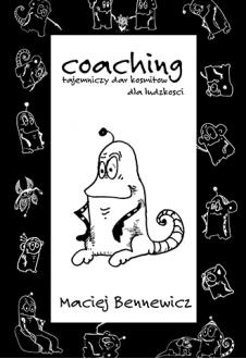Komiks. Coaching tajemniczy dar kosmitów