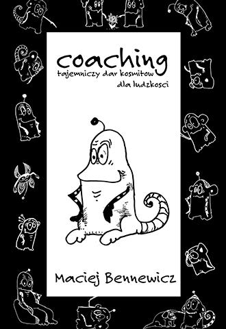 Komiks. Coaching. Tajemniczy dar kosmitów dla ludzkości