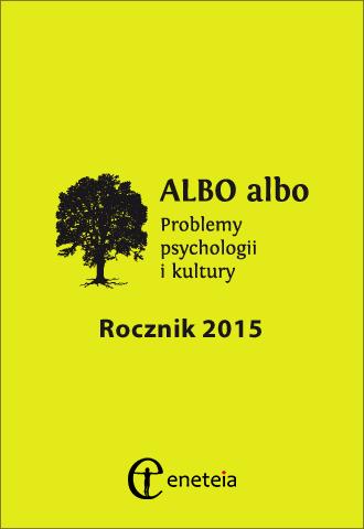 ALBO albo rocznik 2015