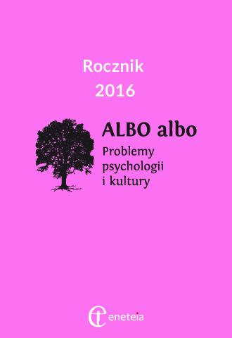 ALBO albo rocznik 2016
