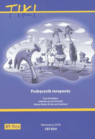 Promocja: Tiki. Podręcznik terapeuty