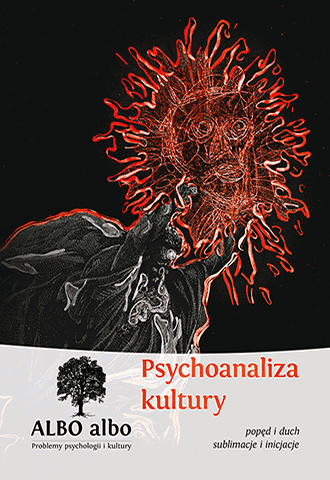 ALBO albo Psychoanaliza kultury 1/2011 (54)