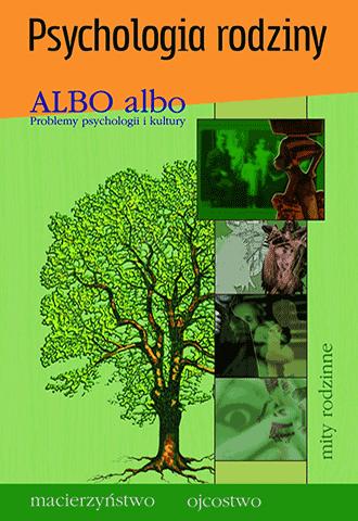 ALBO albo Psychologia rodziny 1/2007 (43)