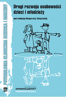 Drogi rozwoju osobowości dzieci i młodzieży