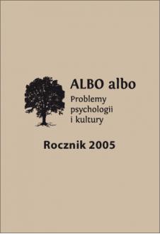 ALBO albo rocznik 2005