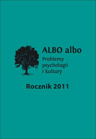 ALBO albo rocznik 2011