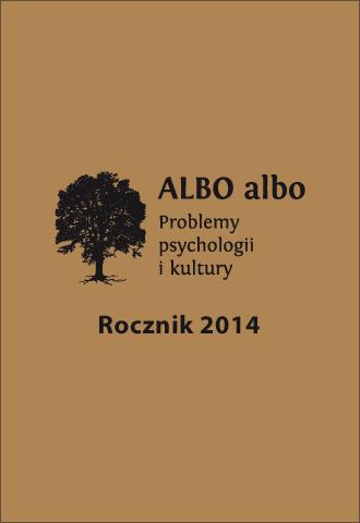 ALBO albo rocznik 2014