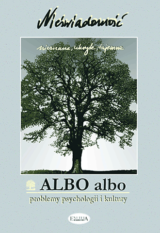 ALBO albo Nieświadomość 1/2001 (20)