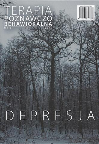 Depresja. Terapia Poznawczo-Behawioralna 2/2013 (2)