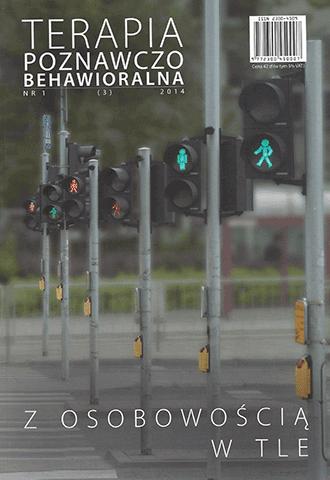 Z osobowością w tle. Terapia Poznawczo-Behawioralna 1/2014 (3)